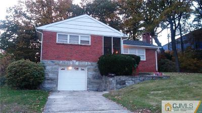 East Brunswick Single Family Home For Sale: 699 Old Bridge Turnpike