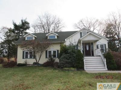 Piscataway Single Family Home For Sale: 11 3rd Avenue
