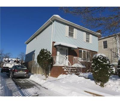 Perth Amboy Single Family Home For Sale: 227 State Street