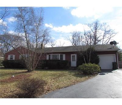 Piscataway Single Family Home For Sale: 313 Rivercrest Drive