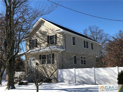 Piscataway Single Family Home For Sale: 1758 W 5th Street