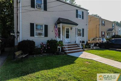 Fords Single Family Home For Sale: 454 Crows Mill Road