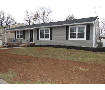 Woodbridge Proper Single Family Home For Sale: 785 Coolidge Avenue