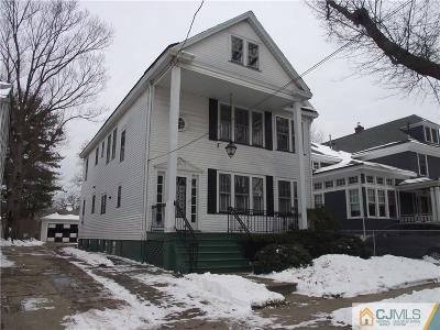 Single Family Home For Sale: 321 Wayne Street