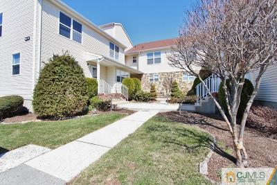 Piscataway Condo/Townhouse For Sale: 159 Keswick Drive #159