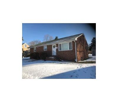 Sayreville Single Family Home For Sale: 14 Burlington Road