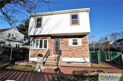 Fords Single Family Home For Sale: 154 Liberty Street