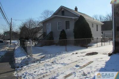 South Plainfield Single Family Home For Sale: 801 New Market Avenue