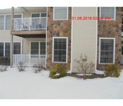 Piscataway Condo/Townhouse For Sale: 47 Lackland Avenue