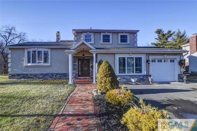 Somerset County Single Family Home For Sale: 60 Foxwood Drive