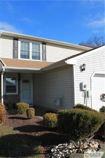 Old Bridge Condo/Townhouse For Sale: 42 Staghorn Drive