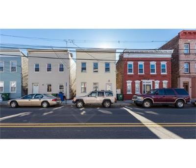Perth Amboy Multi Family Home For Sale: 391 Market Street