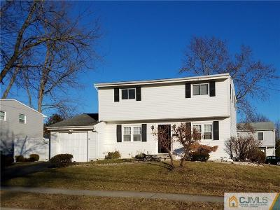 Old Bridge Single Family Home For Sale: 6 Hastings Road