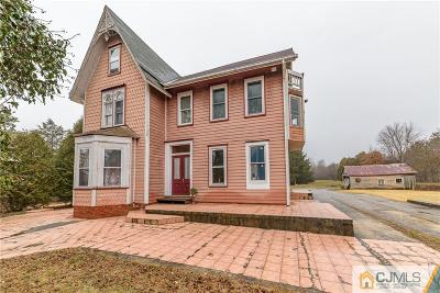 Monmouth County Single Family Home For Sale: 176 Burlington Path Road