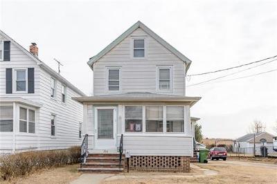 Sayreville Single Family Home For Sale: 156 Pulaski Avenue