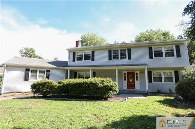 Monmouth County Single Family Home For Sale: 379 Oak Hill Road