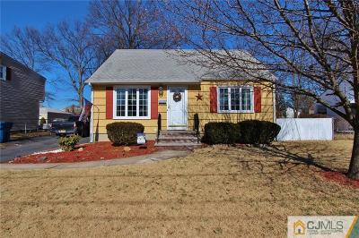 South Plainfield Single Family Home Active - Atty Revu: 188 Geary Drive