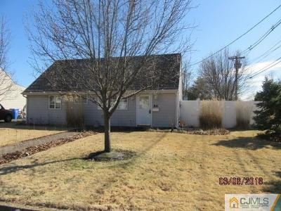 Iselin Single Family Home For Sale