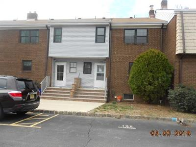 Somerset County Condo/Townhouse For Sale: 1706 Regents Court