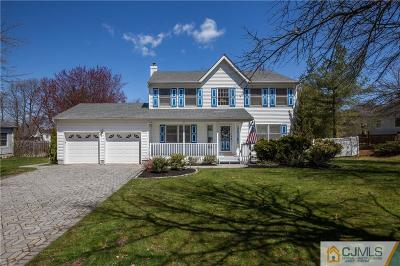 Sayreville Single Family Home For Sale: 3 Ryan Court