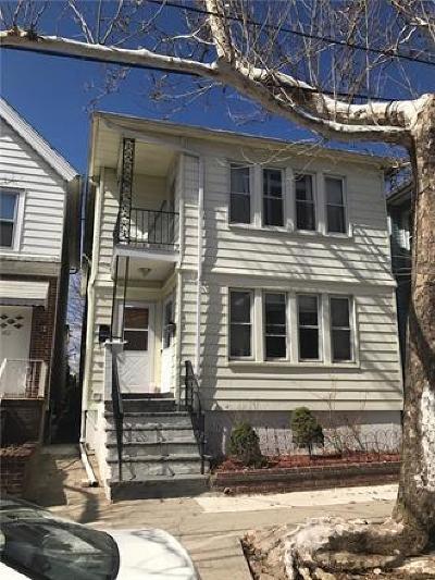 Perth Amboy Multi Family Home Active - Atty Revu: 463 Park Avenue