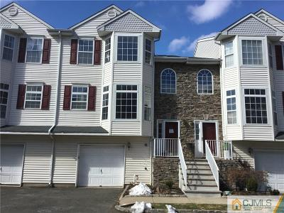 Rahway Condo/Townhouse For Sale: 1727 Essex Street #303