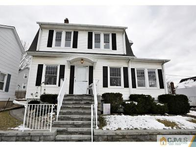 Sayreville Single Family Home For Sale: 12 Main Street