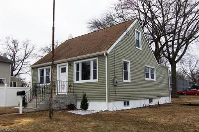 Piscataway Single Family Home For Sale: 36 Kossuth Street