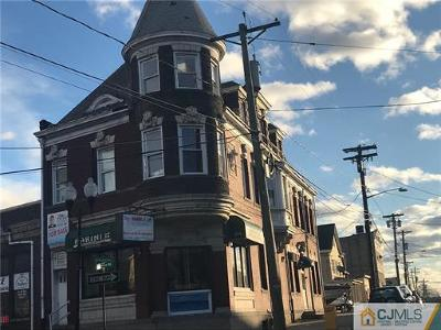 Perth Amboy Multi Family Home For Sale: 299 New Brunswick Avenue