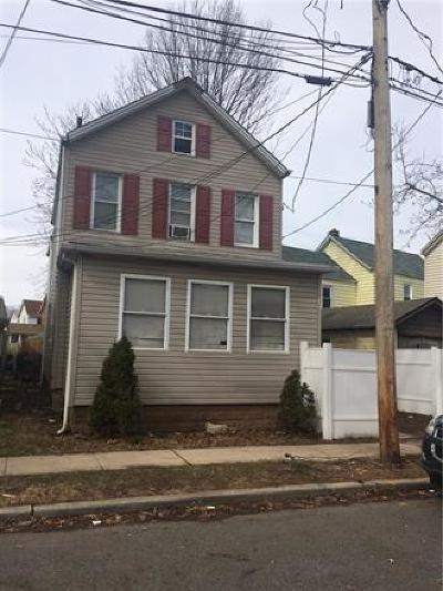 Rahway Single Family Home For Sale: 1170 Broad Street