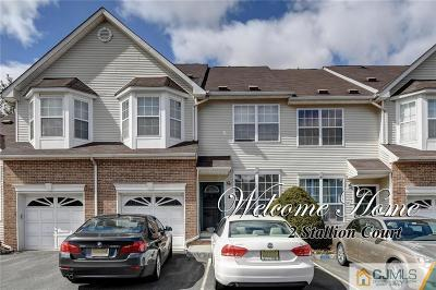 Somerset County Condo/Townhouse For Sale: 2 Stallion Court #702
