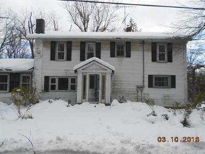 Somerset County Single Family Home For Sale: 489 Dutchtown Zion Road
