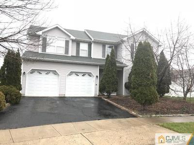 Sayreville Single Family Home For Sale: 3 Denby Court