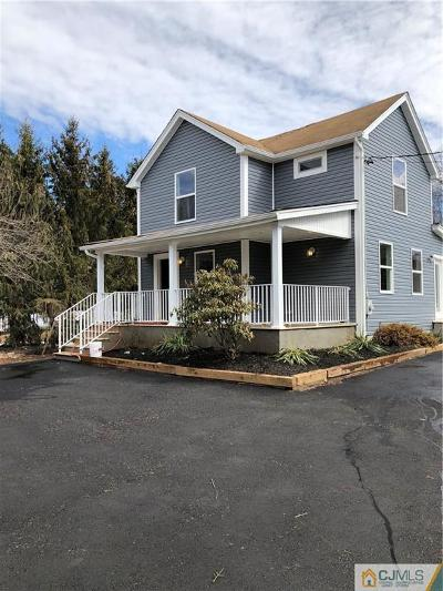 Somerset County Single Family Home For Sale: 33 Mine Brook Road