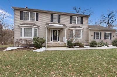Somerset County Single Family Home For Sale: 3 Highwood Road
