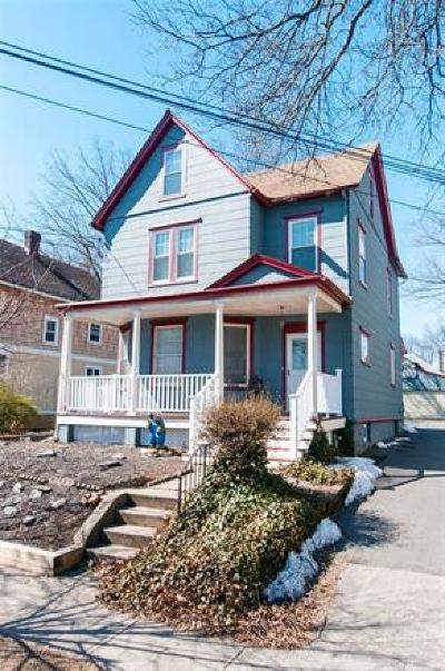 Metuchen Single Family Home For Sale: 223 Main Street