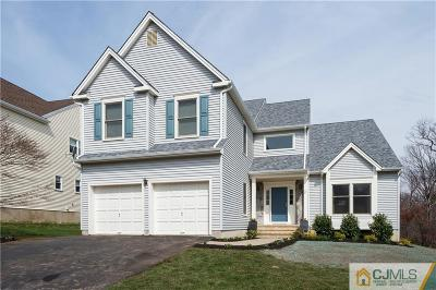 Somerset County Single Family Home For Sale: 35 Linberger Drive