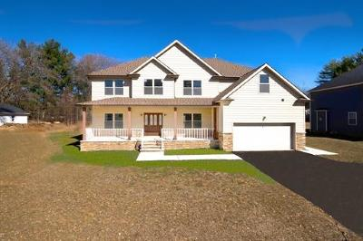 Single Family Home For Sale: 184 Milltown Road