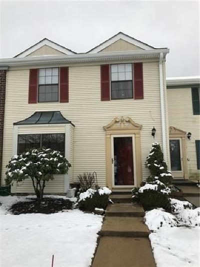 East Brunswick Condo/Townhouse For Sale: 458 Andover Place #458