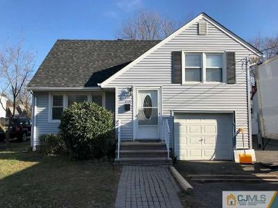 Fords Single Family Home For Sale: 1019 Main Street