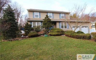 East Brunswick Single Family Home For Sale: 6 Welsh Court