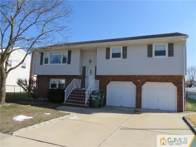 Sayreville Single Family Home For Sale: 84 Miller Avenue