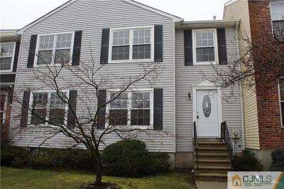 Sayreville Condo/Townhouse For Sale: 58 Lantern Lane