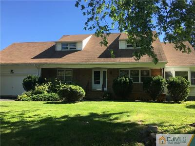 Single Family Home For Sale: 1035 Cozzens Lane