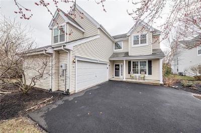 Monroe Single Family Home For Sale: 6 Greenwich Court