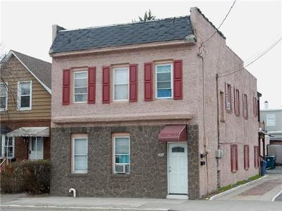 Perth Amboy Multi Family Home For Sale: 455 Convery Boulevard