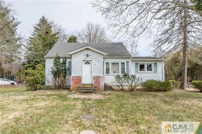 Monmouth County Single Family Home For Sale: 65 Ford Road