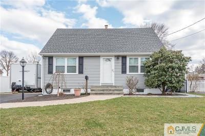 South Plainfield Single Family Home Active - Atty Revu: 134 Conklin Street