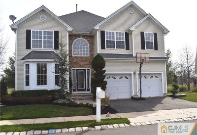 Monroe Single Family Home For Sale: 14 Wing Foot Court