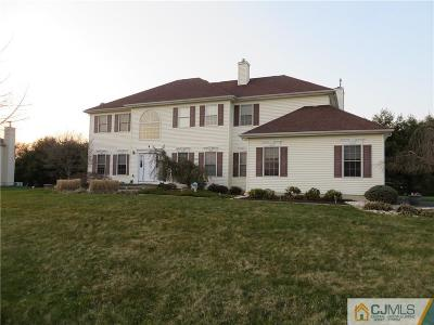 Monroe Single Family Home For Sale: 4 Ientile Court